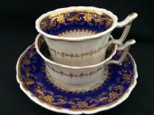 NOT FOR SALE  - Regency period tea & coffee trio